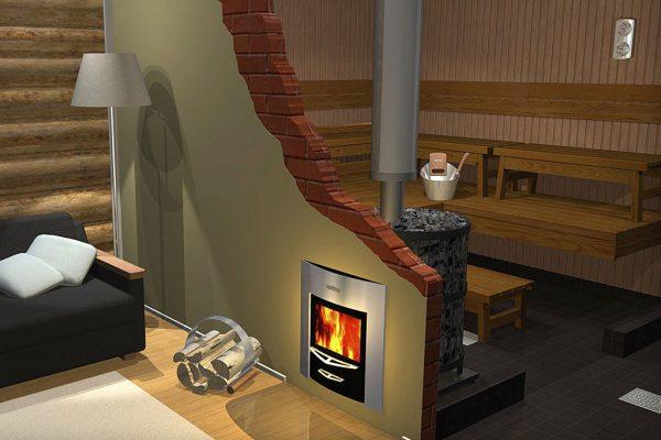 sauna ısıtcıları